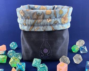 Dice bag // objekt // personalized