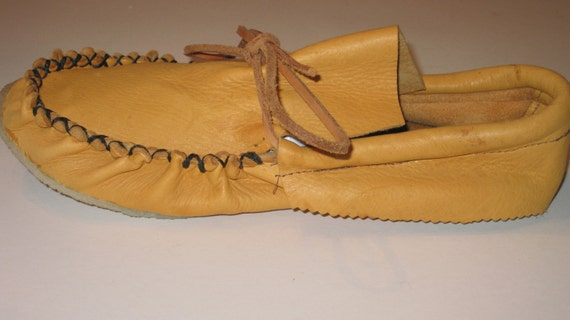 Leather Moccasins unlined   Etsy