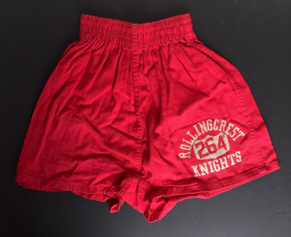 1950s Rolling Knights Gym shirt & shorts - image 3