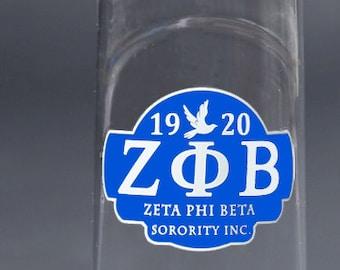 Zeta Phi Beta 24oz. Water Bottle