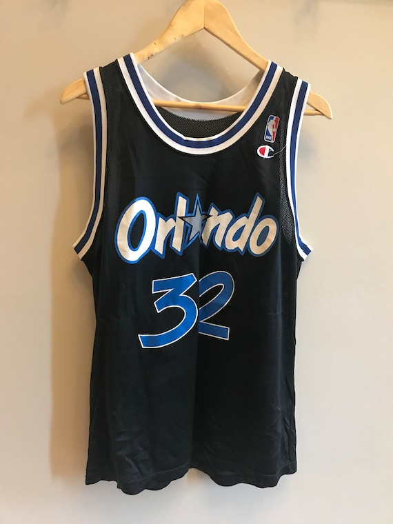 Vintage Shaquille O'Neal - Orlando Magic jersey -