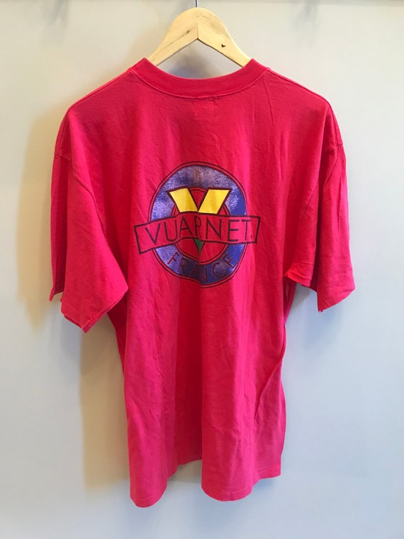 Vintage Vuarnet France shirt - LARGE - 80s/90s - s
