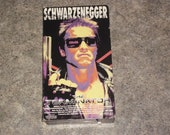 Vintage 1991 VHS - The Terminator - Hemdale