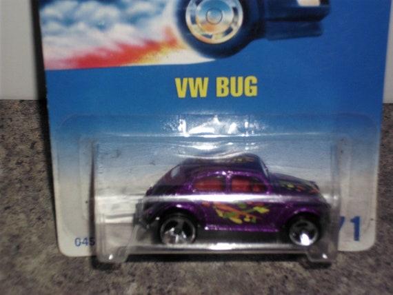 Vintage 1996 Hot Wheels VW Bug #171