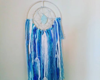 Ice Queen dreamcatcher