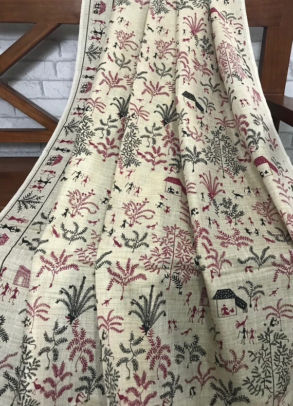 Cotton Floral Print Dresses