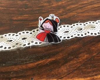 Ring Queen of Hearts