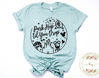 e43a1a39df3 Disney world shirt