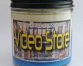 VIDEO STORE scented candle