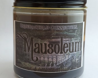 MAUSOLEUM scented candle