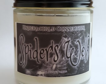SPIDER'S WEB scented candle