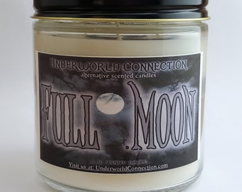 FULL MOON scented candle