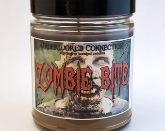 ZOMBIE BITE scented candle