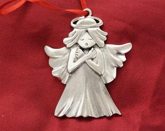 Love Angel Ornament