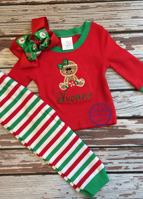 c8ece5160c Personalized christmas pajamas christmas monogrammed christmas pajamas  matching pajamas jpg 1951x2720 Monogrammed christmas pajamas