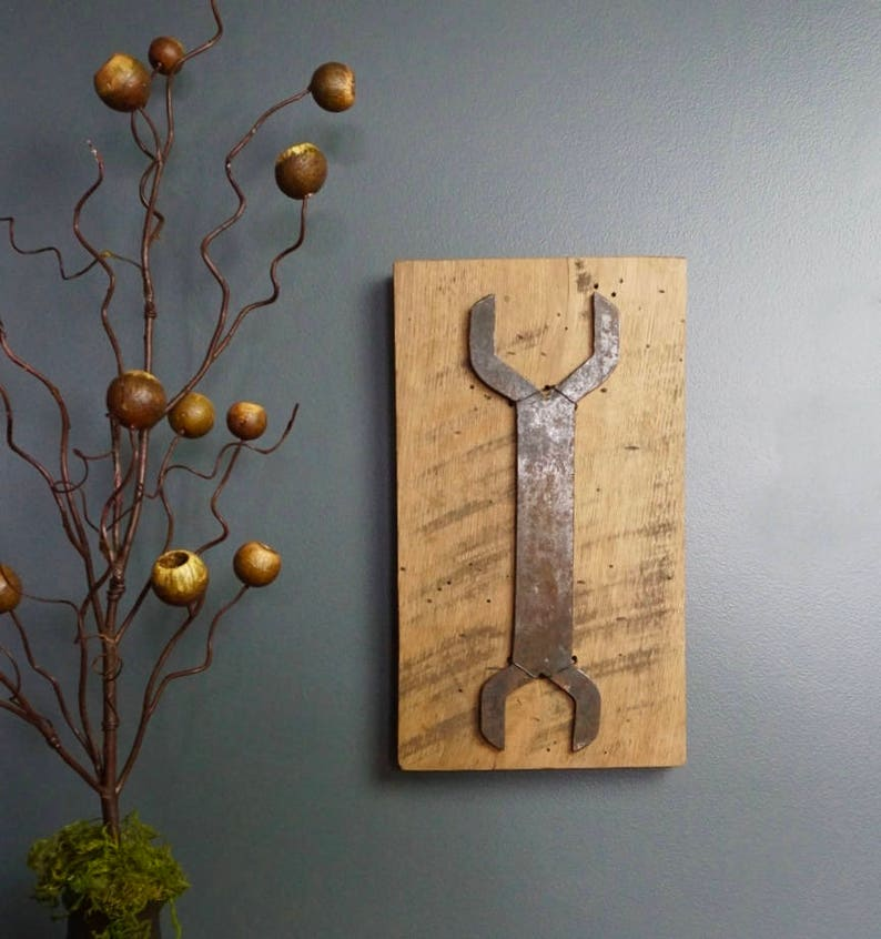 Other Architectural Antiques Industrial Salvage Wall Mounted Clamp Prop Great Kitchen Wall Arr At Any Cost