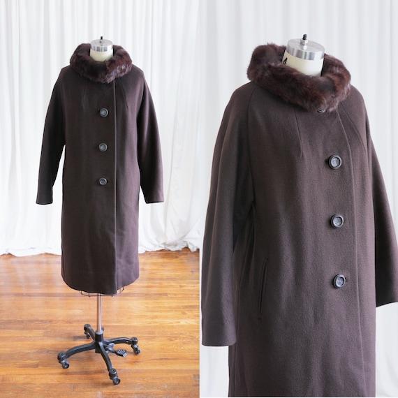 Fawley coat | vintage 60s coat | vintage 1960s bro
