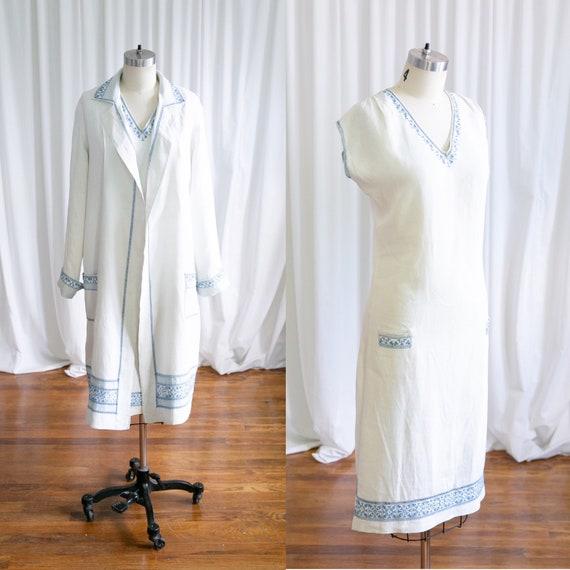 One In A Million dress & coat | vintage 20s dress