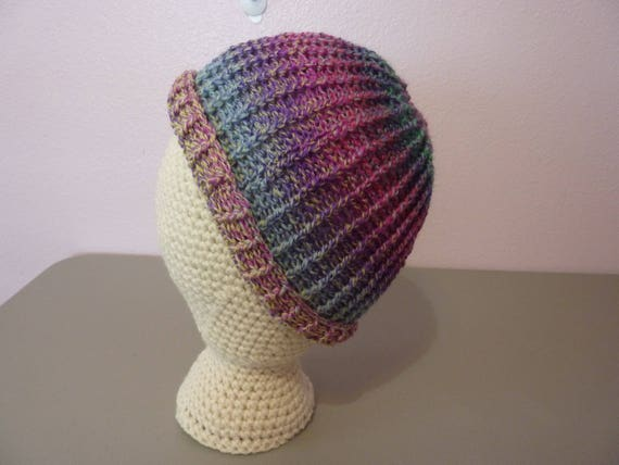 Free Knit and Crochet Patterns in Chroma Twist from Knit Picks