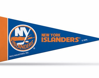 847167ddeab New York Islanders Licensed NHL Mini Pennants