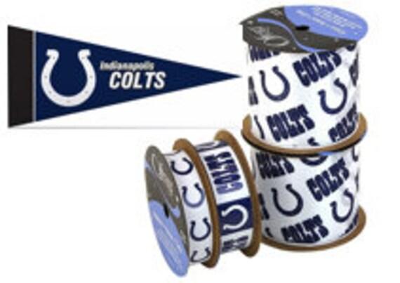 NFL Licensed New York Giants Ribbons /& Mini Pennants