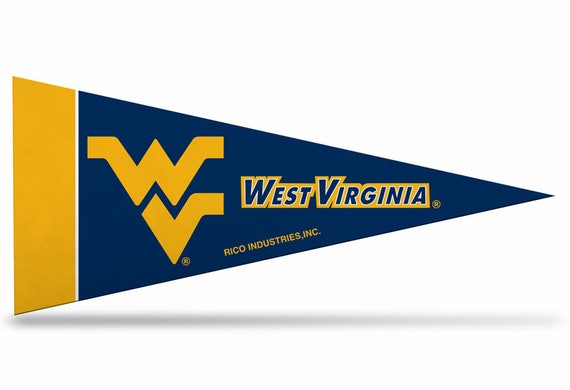 Mountaineers Necktie Mens West Virginia Ties NWT FREE SHIPPING