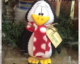 "11"" Penguin Epattern"