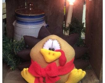 Primitive Turkey Epattern