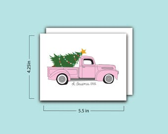 Oh, Christmas Tree Card