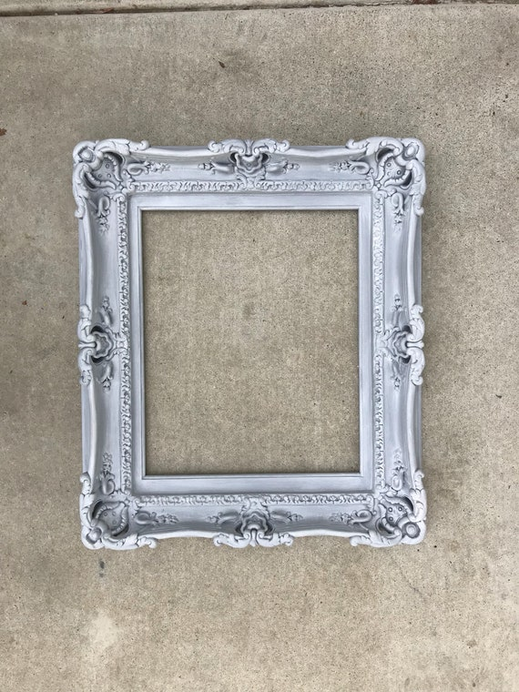 20x24 Vintage Shabby Chic Frames Baroque Frame For Canvas Etsy