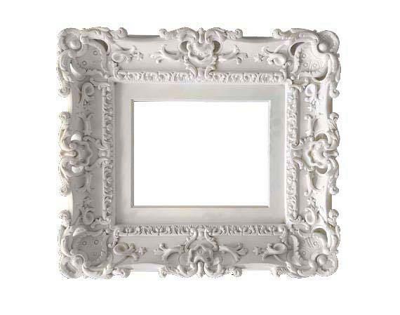 8x10 Shabby Chic Frame Baroque Frame Wedding Frames Picture | Etsy