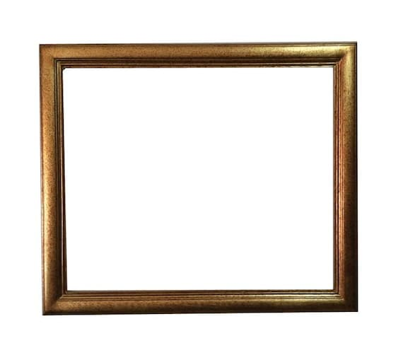 20x24 Shabby chic gold frame wall picture frames ornate   Etsy