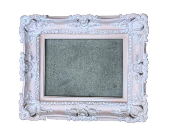 16x20 Shabby Chic Picture Frames Wedding Baroque Frame Etsy