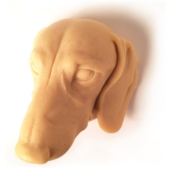 Dachshund Vegan Soap