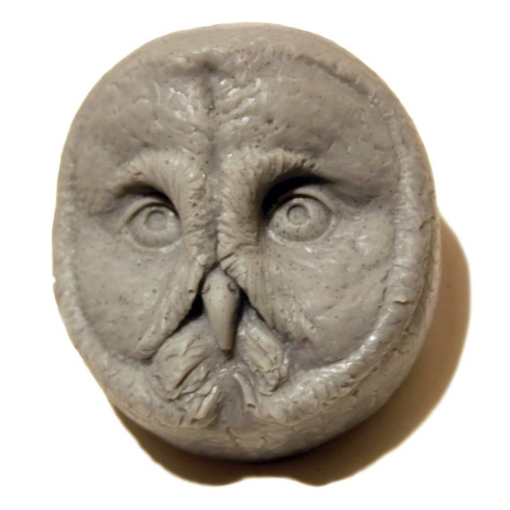 Great Grey Owl Soap