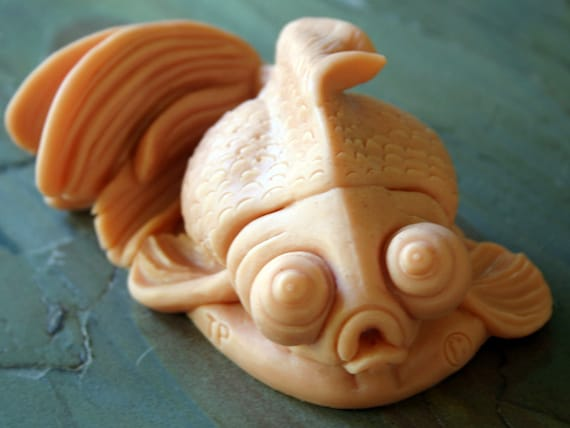 Goldfish Soap