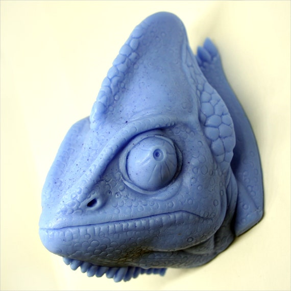 Veiled Chameleon Soap