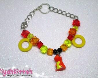 Bracelet *Minimon: Glumanda*