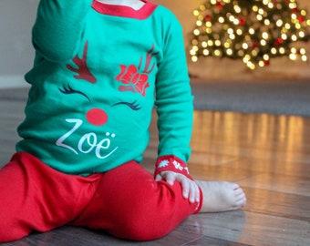 c6f26b861 Reindeer pajamas