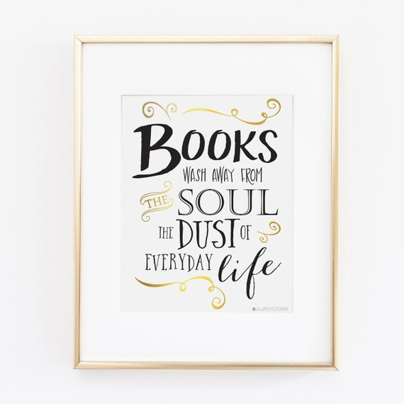 Book Lover Gift I Love Books Book Quotes Book Lover Etsy Mesmerizing Book Love Quotes