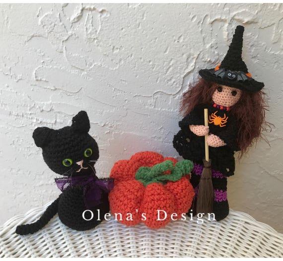 Crochet Amigurumi Black Cat - Free Patterns #freecrochetpatterns ... | 526x570