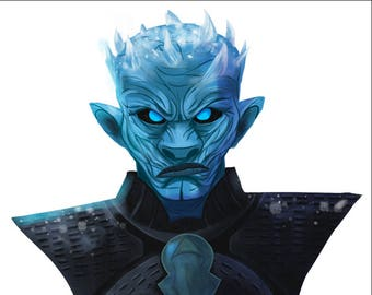 Night King - GoT Animated Portrait