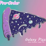 PRE-ORDER Galaxy Pizza Pin