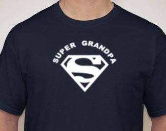 super papa t shirt favorite superhero papa shirt perfect. Black Bedroom Furniture Sets. Home Design Ideas