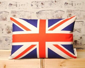 British flag pillow | Etsy