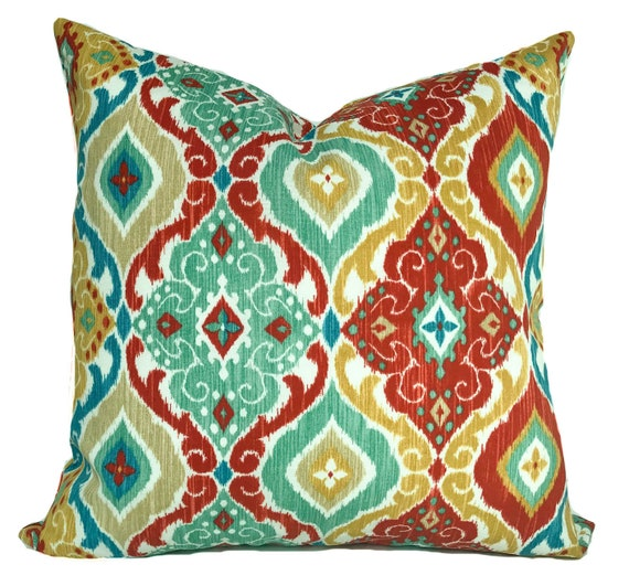 Outdoor Pillow Cover 40x40 Outdoor Pillow Outdoor Throw Etsy Custom Etsy Pillow Covers 20x20