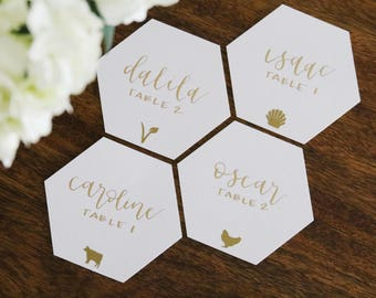 wedding place cards etsy - Wedding Place Cards