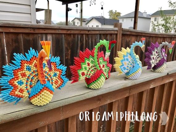 3 D Origami - Lessons - Tes Teach | 428x570