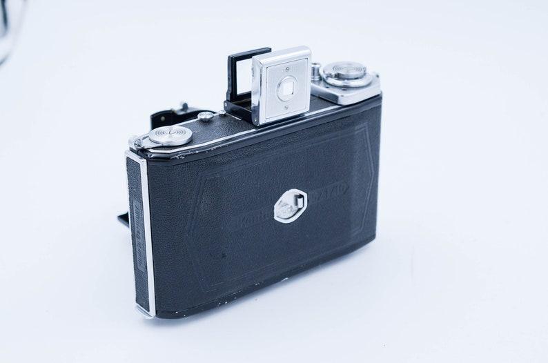 Zeiss Ikon Ikonta 521/16 120 Rollfilm Camera German Pre-WWII Model