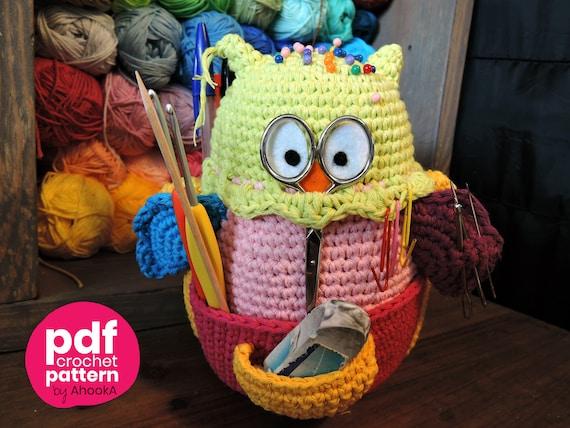 Crochet Parfait: Amigurumi Yorkie Tutorial | 428x570
